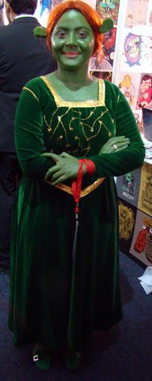 Comic-Con_Bangalore_2014_Princess_Fiona_Shrek
