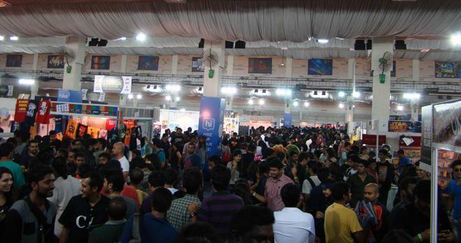 Comic-Con_Bangalore_2014_Crowd