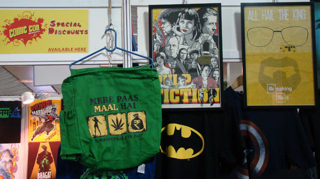 Bangalore_Comic-Con_2014_More_Merchandise
