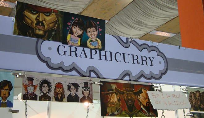 Comic-Con_Bangalore_2014_Graphicurry_Posters