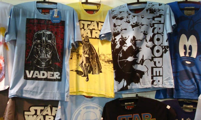 Bangalore_Comic-Con_2014_Star_Wars_Tees