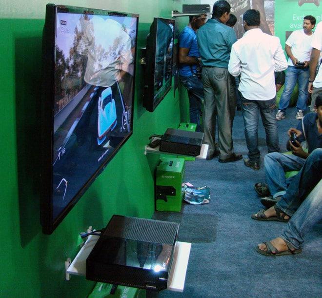 Comic-Con_Bangalore_2014_Xbox_One_Zone