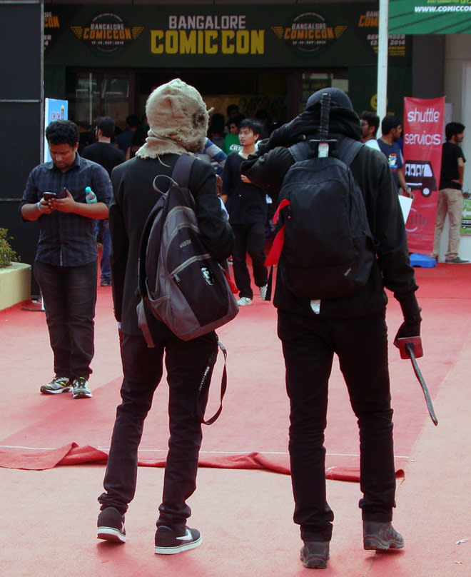 Bangalore_Comic-Con_2014_Scarecrow_and