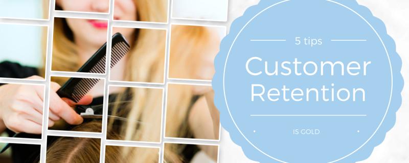 Customer retention salonized