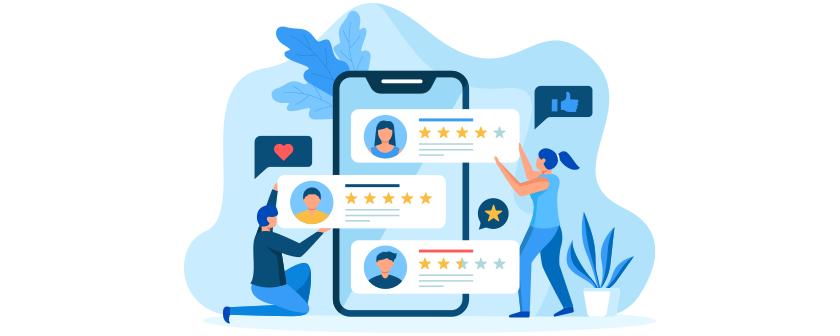 Productupdate feedbacksysteem