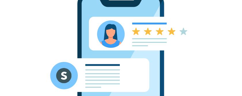reageren op feedback