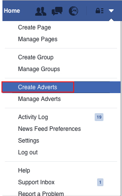create facebook add