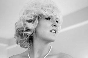 KALEIGH Salon Vibes Bridal Model