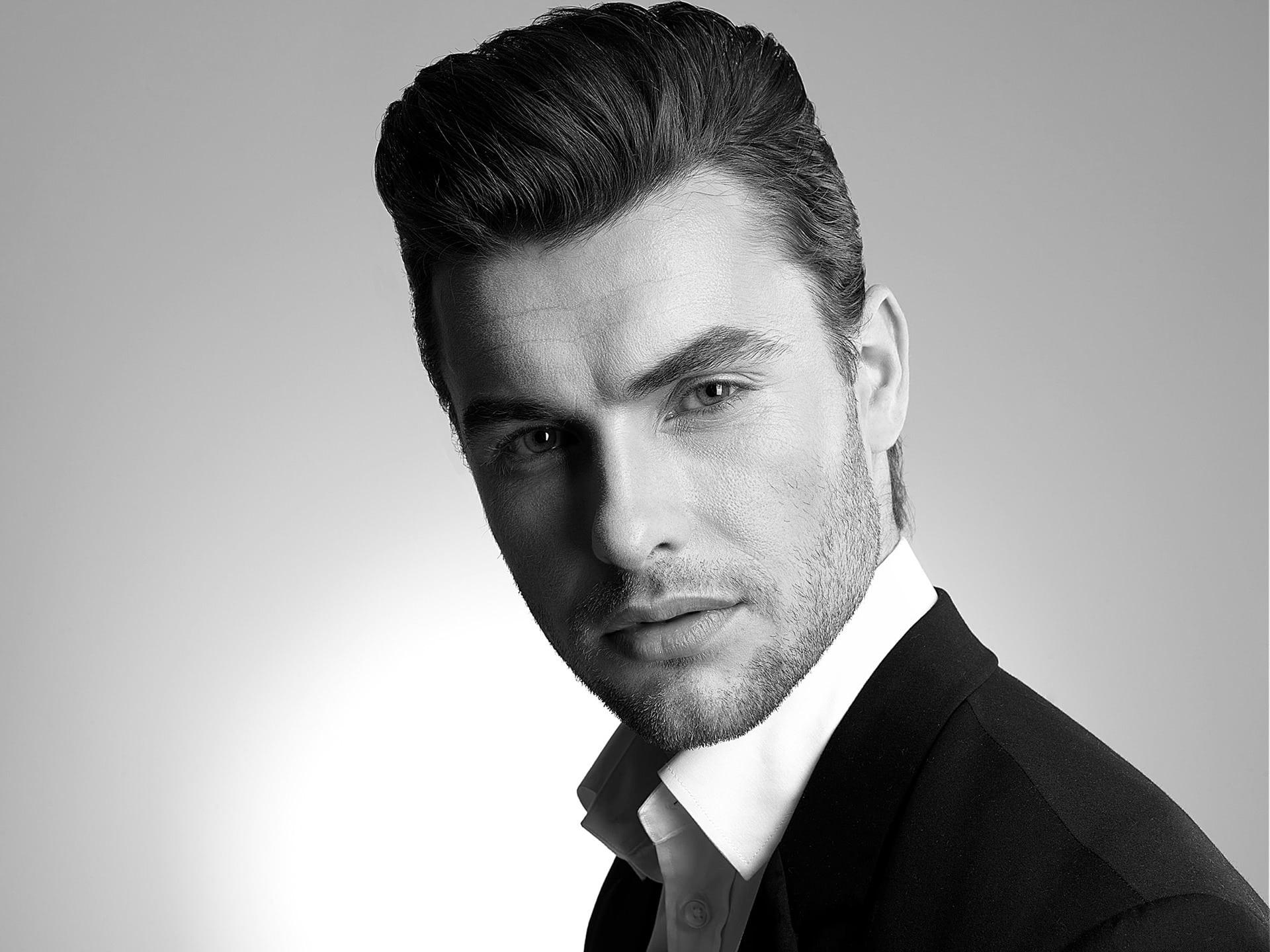 Men Haircut West Island Vibes Salon Spa