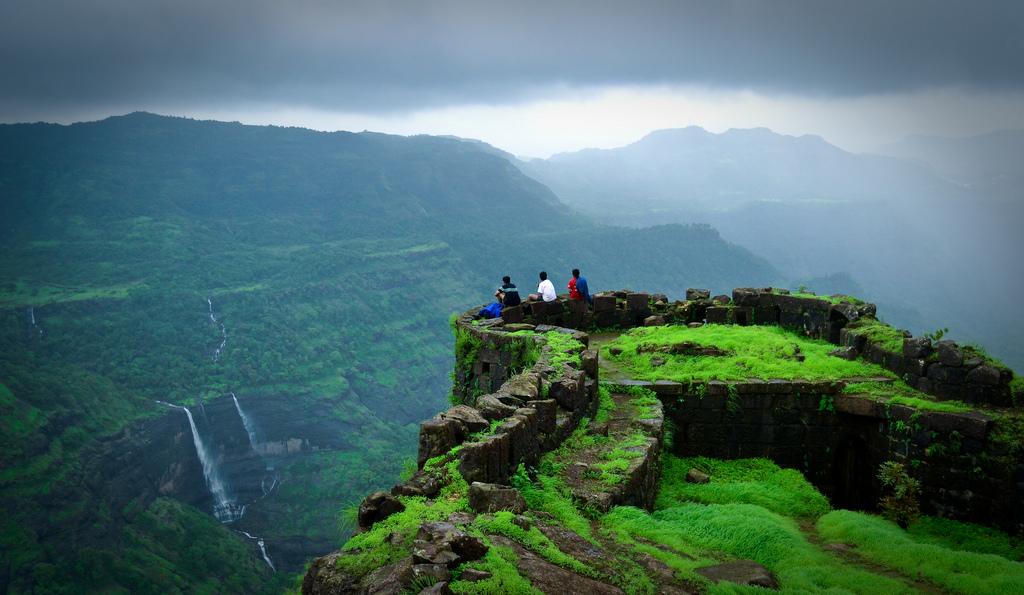 10 Adventures Monsoon Getaways Near Pune & Mumbai