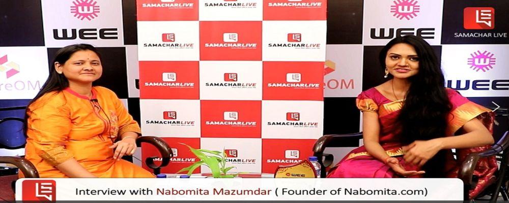 Interview with Nabomita Mazumdar