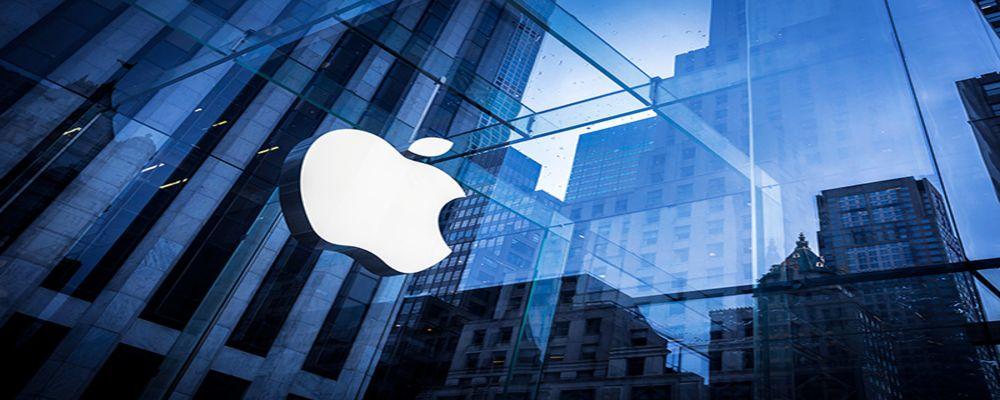 Apple reports 20% increase in quarterly revenue