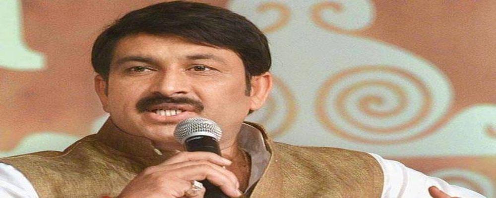 Kejriwal stopping MCD funds: Manoj Tiwari