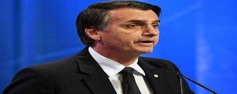 Brazilian presidential candidate Bolsonaro stabbed; in hospital
