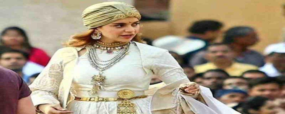 Kangana Ranaut injured on sets of 'Manikarnika'