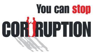 Corruption – Starts with I, me, myself