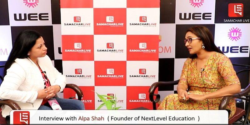 Interview with Alpa Shah - Next Level Education Pvt. Ltd