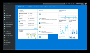 Using Multiple Accounts with Azure