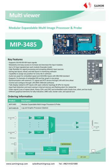 Multi Viewer(MIP-3485)