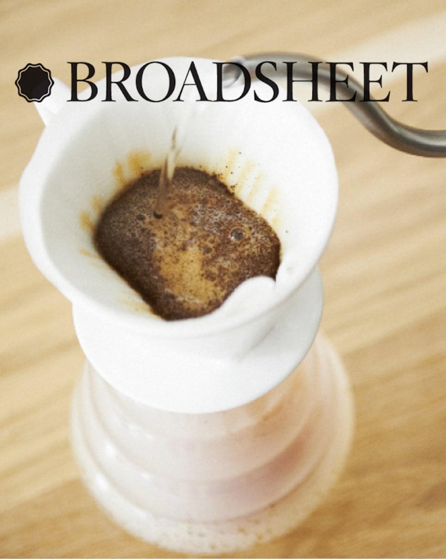 Broadsheet Black Saturdays cover