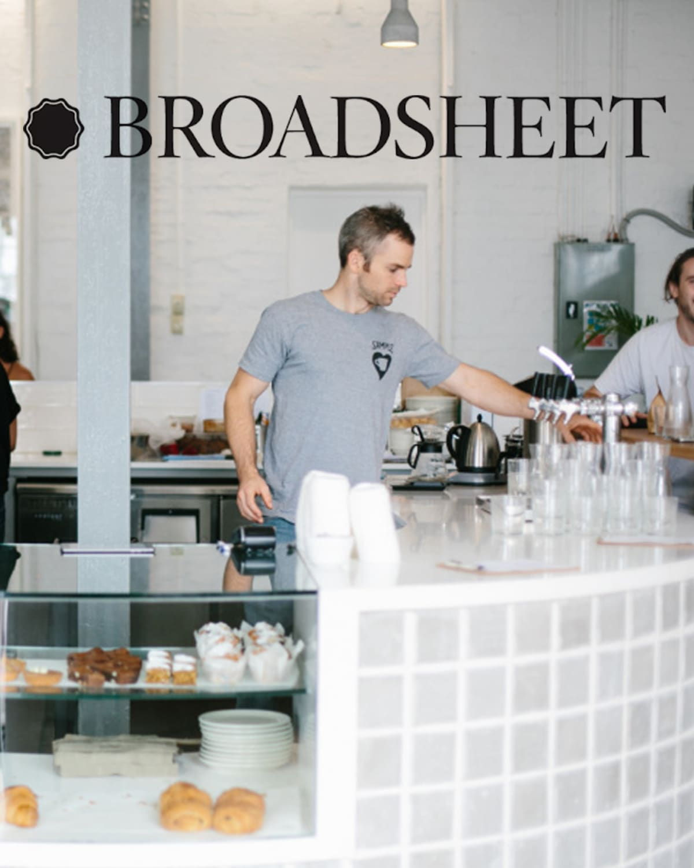 Broadsheet Pro Shop article cover