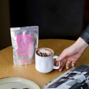Photo of Birdsnake Drinking Chocolate 45% - 250g