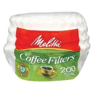 Photo of Melitta Filters 8-12 Cup - 200 units