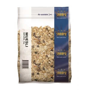 Photo of Muesli - Natural Fruit & Nut - 1kg