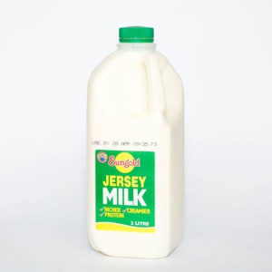 Photo of Cow Milk - Sungold Full Cream - 2L