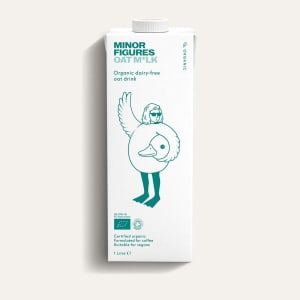 Photo of Oat Milk - Organic Minor Figures - 1L