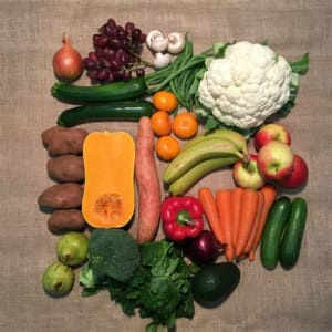 Photo of The Staple Fruit & Vege Box