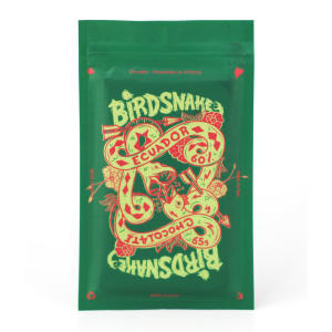 Photo of Chocolate Bar - Birdsnake - 65g
