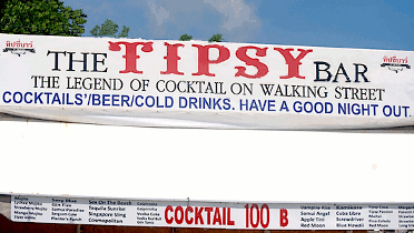 Bars : Tipsy Bar