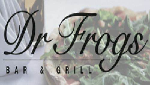Restaurants : Dr Frogs Bar & Grill