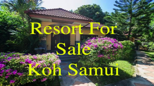 Resort for Sale