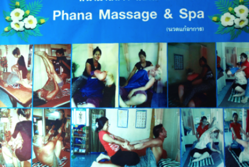 Phana Massage & Spa