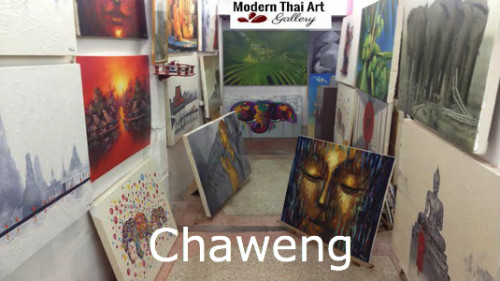 Art Works : Modern Thai Art Gallery
