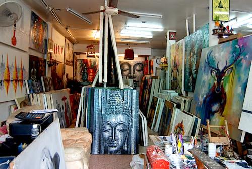 Art Gallery Lamai