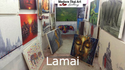 Modern Thai Art Gallery