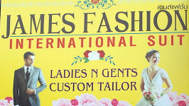 Tailors : James Fashion