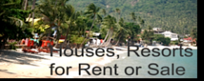 Houses Resorts for Rent or Sale