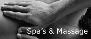 Spa's and Massage Shopping Category Image