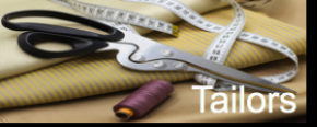 Tailors Shopping Category Image