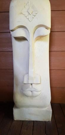 Balcony Statue