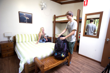 Standard Room Interior