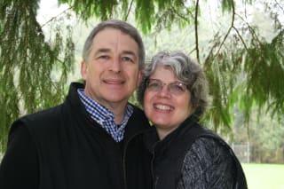 Steve & Joann
