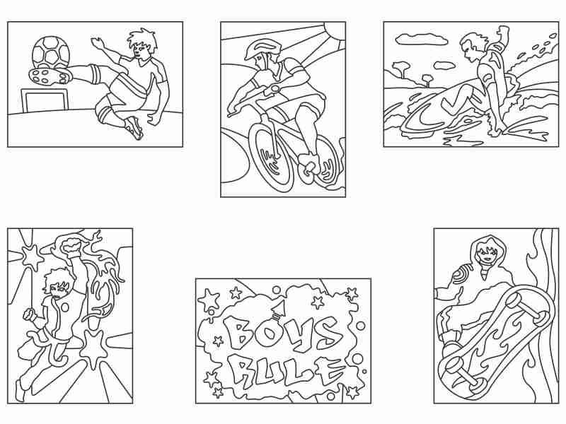 Postcards - Boy 3