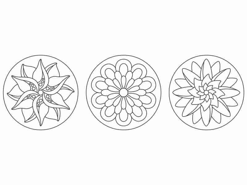 Mini Circles - MC3