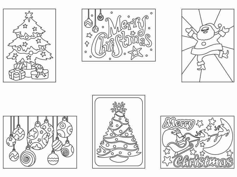 Postcards - Christmas