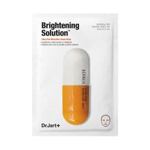 Mặt Nạ Giấy [Dr. Jart] Dermask Micro Jet Brightening Solution 0.9Oz - 1 Miếng